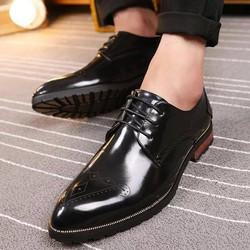 Giày da nam sang trọng lịch lãm