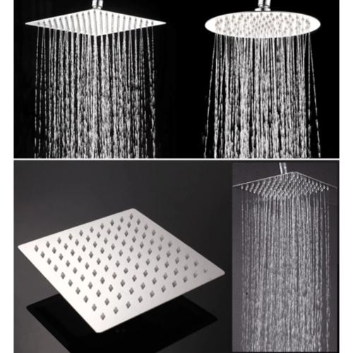 Worldmart vòi sen tắm euro quality dạng đứng hoặc treo mặt vuông