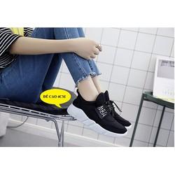 Giày thể thao nữ kiểu dáng Hàn Quốc - TT015D