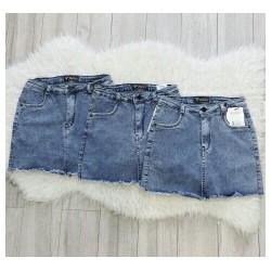 Váy jeans nữ short S270