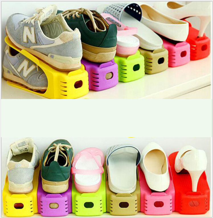 Combo 10 giá để giày dép đa năng 3