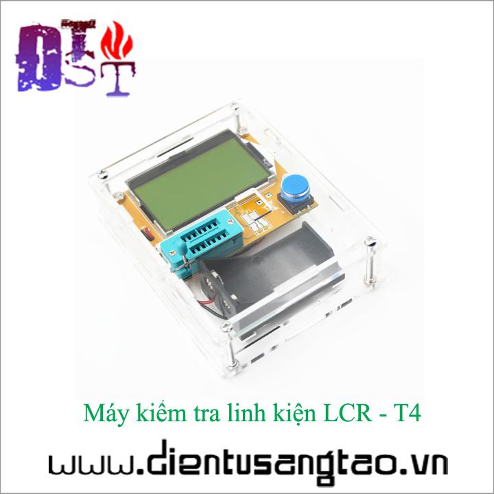 Máy kiểm tra linh kiện LCR - T4 1