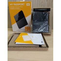 Ổ CỨNG DI ĐỘNG WD MY PASSPORT 4TB CHÍNH HÃNG