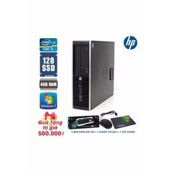 Máy tính bàn HP 6200 Pro SFF Core i5 2500, Ram 4GB, SSD 128GB