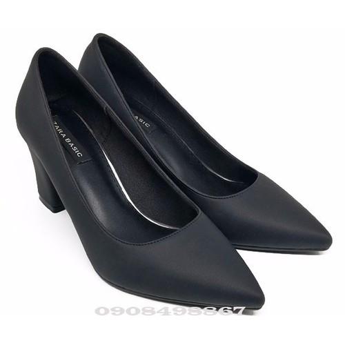 Giày Nữ   Giày Cao Gót bít mũi