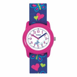 Đồng hồ Timex Kids Time Teacher, Butterfly