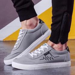 Giày thể thao Sneaker nam sành điệu Xám