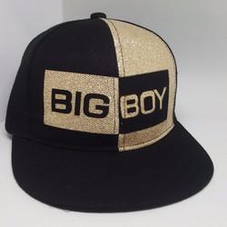 Nón Hiphop Bigboy dành cho người lớn có dây điều chỉnh lớn nhỏ