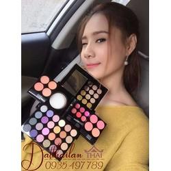 Bộ kit trang điểm Sivanna Colors Pro Make Up Palette DK-212
