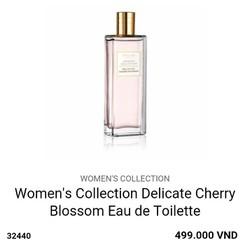 Nước hoa nữ Women s Collection Delicate Cherry Blossom 32440