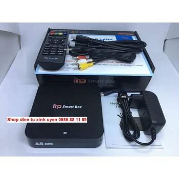 Smartbox A8 Plus - Android tvbox 4K mạnh mẽ chính hãng LTPVietnam - Sm...
