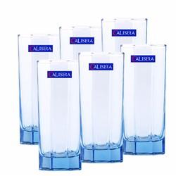 Bộ Bộ 6 ly thủy tinh cao Calisera