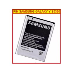 PIN SAMSUNG GALAXY Y S5360