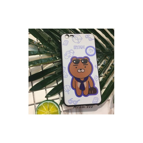 Ốp lưng Iphone 5 6 6Plus 7 7Plus dẻo gấu Ryan - 10442423 , 7109176 , 15_7109176 , 89000 , Op-lung-Iphone-5-6-6Plus-7-7Plus-deo-gau-Ryan-15_7109176 , sendo.vn , Ốp lưng Iphone 5 6 6Plus 7 7Plus dẻo gấu Ryan