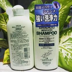 Dầu gội kích thích mọc tóc Kaminomoto Medicated Shampoo 300ml