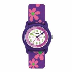 Đồng hồ Timex Kids Time Teacher, Purple