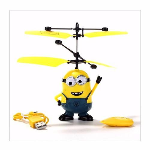 Máy bay điều khiển từ xa Minion - 10415335 , 7103691 , 15_7103691 , 189000 , May-bay-dieu-khien-tu-xa-Minion-15_7103691 , sendo.vn , Máy bay điều khiển từ xa Minion