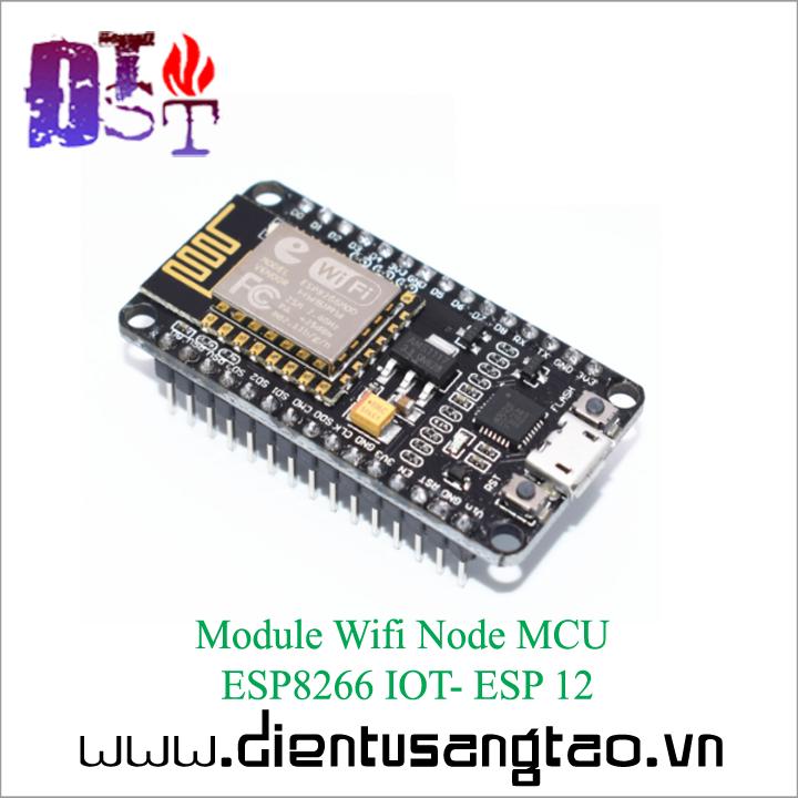 Module Wifi Node MCU ESP8266 IOT- ESP 12 3