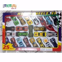 Bộ xe 25 ô tô