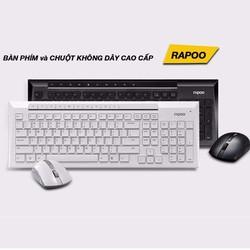 Bàn phím chuột không dây Rapoo