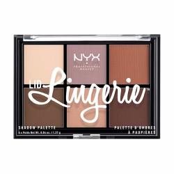 Bảng màu mắt NYX Professional Makeup Lingerie