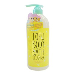 Sữa tắm Cathy Doll Tofu Body Bath Cleanser 750ml