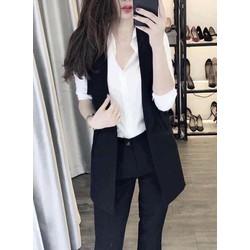 Set bộ áo, quần , vest