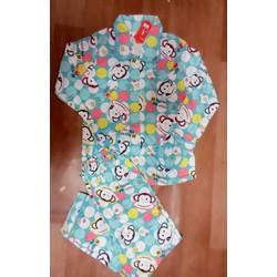 Đồ bộ pijama thun hoạt hình S326