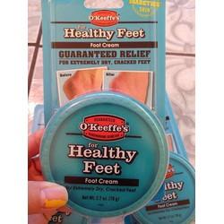 Kem dưỡng và đặc trị nứt gót chân
