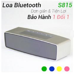 loa mini bluetooth speaker a6 xanh ngọc