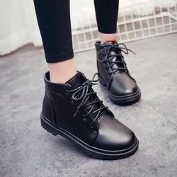 Giày bốt nữ cao cổ