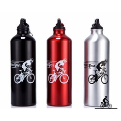 Bình Nước Xe đạp Sport Pot Bằng Nhôm 750ML