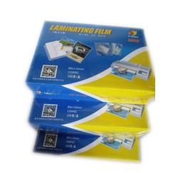 Giấy ép plastic Giấy phép lái xe, thẻ bảo hiểm dày 125 mic