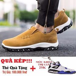 Giày lười nam dáng thể thao - GLN001N