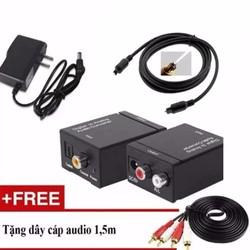 Bộ chuyển âm thanh TV 4K quang