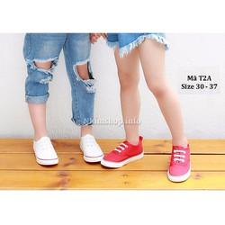 Giày học sinh tiểu và trung học T2A
