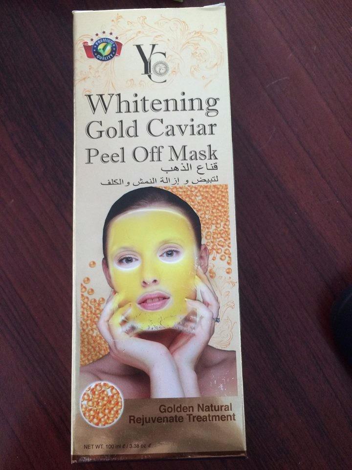 GEL MẶT NẠ GOLD CAVIAR YC469 3