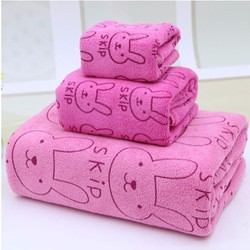 Set khăn Kiba Thái Lan loại to 1m4