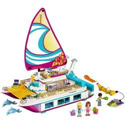 Lắp Ráp Friends Lepin 01038 Thuyền buồm ánh dương