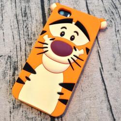 Ốp lưng Iphone 5 5s hình Tiger