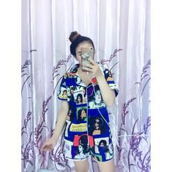 bộ ngủ Nữ pyjama _ MUA GIÁ GIÁ BẰNG GIÁ SỈ