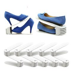 4 Combo 5  Kệ giày Double Siêu Tiết Kiệm Không Gian - Hàng VN Xuất Đức