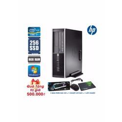 Thùng máy tính HP  6200 Pro SFF Core i7 2600, Ram 8GB, SSD 256GB