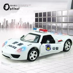 Đồ chơiô tô cảnh sát314F