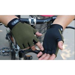 Găng tay phượt cụt ngón 511 lòng bàn tay hỗ trợ ma sát cao