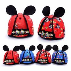Nón Bảo Hiểm Cho Bé Mẫu Hoạt Hình Disney