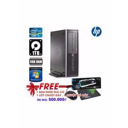 Máy tính đồng bộ HP 6300 Pro SFF Core i3 3220, Ram 4GB, HDD 1TB
