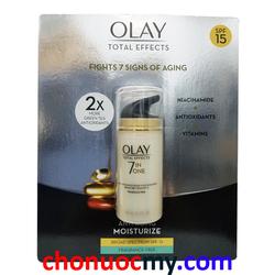 Kem Chống Lão Hóa Olay Total Effects 7 in 1 SPF15 Moisturizer 100 ml