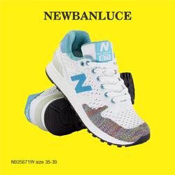 GIÀY THỜI TRANG NỮ NEW BANLUCE N925671W TRẮNG 35
