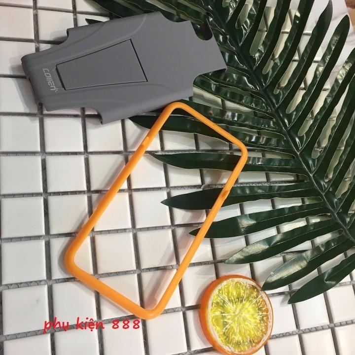 Ốp lưng Iphone 6 6s thể thao collen tháo rời kèm kính cường lực 13